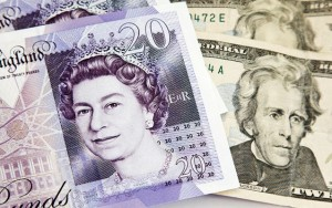 Pound Dollar valutas currencies