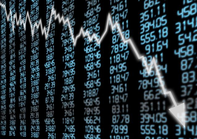 Dow Jones Industrial Average vienas dienas krituma rekords