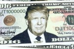 donald trump dollar
